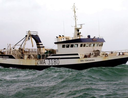 New Zealand Trawler Operator Implements CorrosionX Program